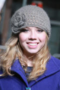 Jennette McCurdy- Macy's Thanksgiving Day Parade Rehearsal in New York 11/20/12