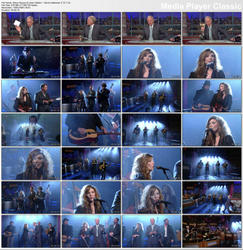 Alison Krauss & Union Station ~ Paper Airplane ~ Late Show with David Letterman 4/13/11 (HDTV)