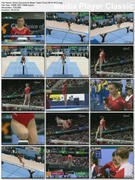 Alicia Sacramone - 2010 World Gymnastics Championships (x6 Videos)