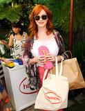 Christina Hendricks - 14th Annual Day of Indulgence Party - Aug 12, 2012 (x1)