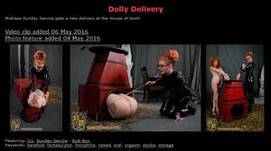 Houseofgord: Dolly Delivery